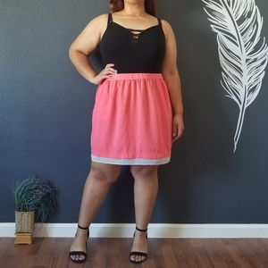 Mossimo Peachy Skirt